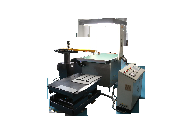 乌兹别克斯坦(ARTEL)视觉系统引导机械手搬运、码垛自动化生产线