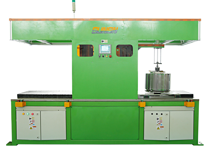 (海信)洗衣机内桶生产线 铆接线