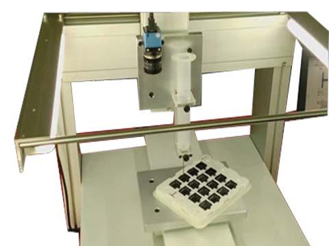 三轴机器人视觉系统