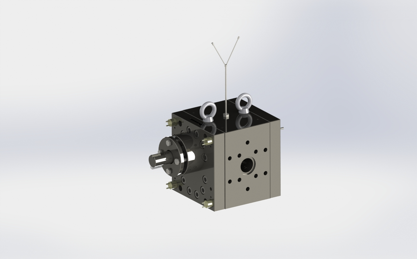 熔体泵50CC